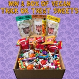 Win a Box of Vegan Trick or Treat Sweets