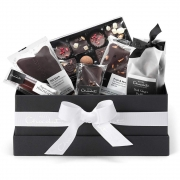 Win a Hotel Chocolat All Dark Vegan Chocolate Hamper