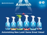 Astonish cleaning products £1 mega post