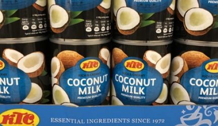 KTC Coconut Milk 75p a can