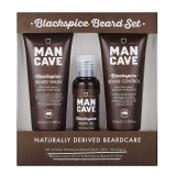 ManCave BlackSpice Beard Products all reduced