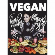 Vegan Home Cooking Cookbook by Monami Frost