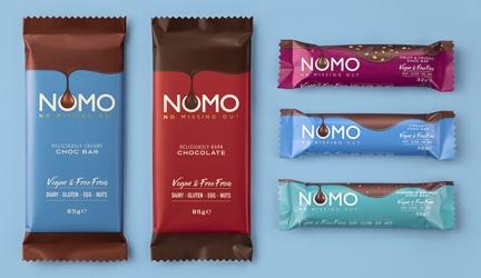 New NOMO Chocolate 1/3 off