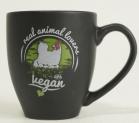 Real Animal Lovers Are Vegan Mug