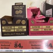 Rhythm108 Chocolate Bars Clearance at Sainsbury's