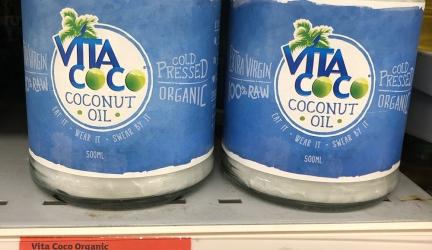 Vita Coco Coconut Oil 500ml 1/3 off
