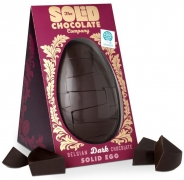 Solid Chocolate Easter Eggs £3 off
