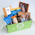 TheVeganKind Christmas Selection Box Gift Box – Buy two for £30