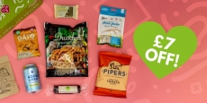 Get The Vegan Kind's August box for just £3