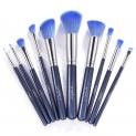 10 Piece Makeup Brush Set only £5.99