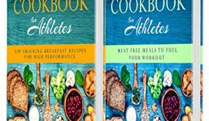 FREE Book: Vegan Cookbook For Athletes