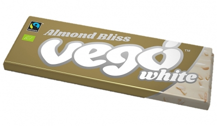 10% off Vego White Almond Bliss