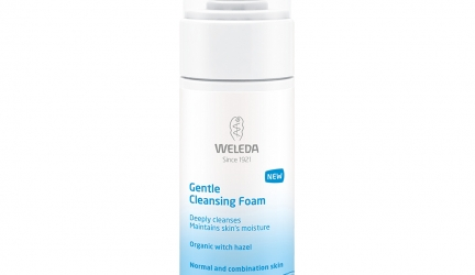 Spend £35 on Weleda and get a free Weleda Gentle Cleansing Foam worth £15.95