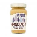 Whole Earth Organic Peanut Butter only £2