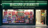 15% off a £30 spend at Holland & Barrett