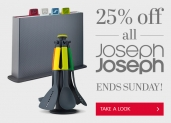 25% Off All Joseph Joseph at Lakeland