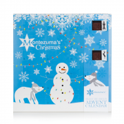 10% off vegan Chocolate Advent Calendars at Montezuma's