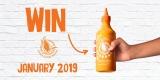 Win a selection of Sriracha Mayo from FlyingGoose Sriracha
