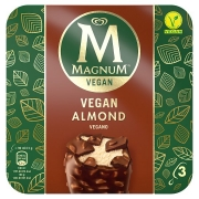 Vegan Almond Magnums £2 for 3
